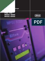 Технические Характеристики Eltek Mpsu 6000 Eng