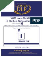DLP HTV Card John McBride
