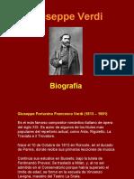 Verdi Biografía 1