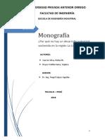 Monografía de Ingeco