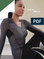 Catalogo Life Fitness