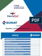 Exporta Facil - 2018naf