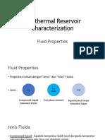 Reservoir Geothermal