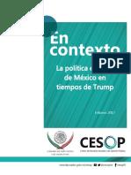 CESOP-IL-14-EC72LaPolIticaExteriorenMexico.pdf
