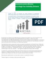 3 Usos de ABCosting Para Reducir Costos - Sixtina Consulting Group