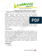 DC Capacitor Voltage Balancing Control for Delta-Connected Cascaded H-Bridge STATCOM Considering Unbalanced Grid and Load Conditions