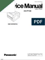 KX-P7100 SM