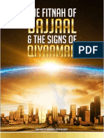 The Fitnah of Dajjaal and the Signs of Qiyaamah