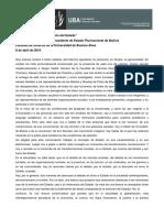 Garcia Linera, Alvaro - La Construccion Del Estado