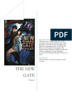 The New Gate Volumen 1 en Español