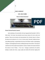 GEOLGONKorean Presentation Report