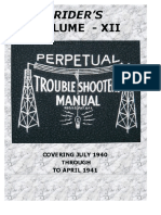 Perpetual Troubleshooter's Manual - Vol 12 (1940-1941) - John F. Rider