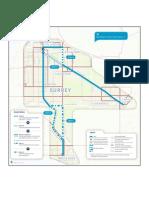 Surrey Rapid Transit Study - Maps of Alternatives