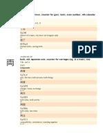 kanji n3
