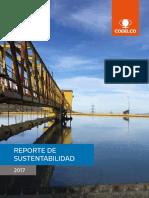 Reporte Sustentabilidad 2017 Codelco