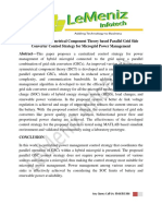 Instantaneous Symmetrical Component Theory Based Parallel Grid Side Converter Control Strategy for Microgrid Power Management