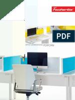 Brochure designing Service for Featherlite