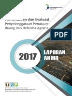 Laporan Akhir Monev 2017