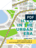 ICLEI Strategy 2018 Booklet