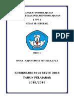 Cover Rpp Kkg Pai 2018