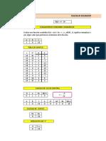 Hoja Para Calculos Funciones Cuadraticas