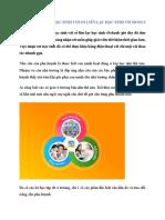 Nhận Xét Riêng Học Sinh Với Sổ Liên Lạc Học Sinh Vschools