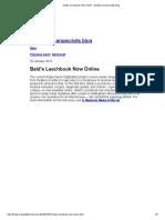Formula Herbal Medieval Cura Bacterias Meticilinoresistentes - Bald's Leechbook Now Online - Medieval Manuscripts Blog