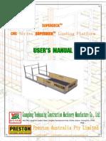 SuperDeck User Manual