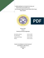 19331_17850_grup e Pengendalian Dan Pencegahan Penyakit Malaria Pada Gempa Bumi Di Lombok