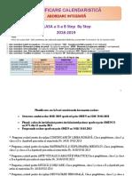 Planificare calendaristica_cls a II-a   CLR + MEM