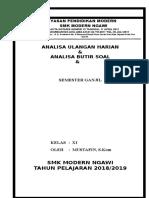 2. Cover Analisa Ulangan Harian