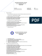Understanding Final Obe Syllabus Smmc 1
