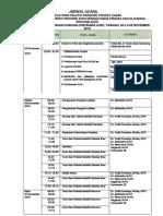 Jadwal Pelatihan Pelatih Panahan Dispoara 2018