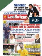 LE BUTEUR PDF du 14/10/2010