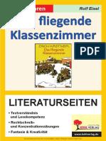 24775 Literaturseiten Mit Loesungen Zu Das Fliegende Klassenzimmer.licensed