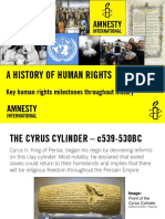 History of Human Rights_0