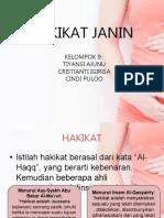 Hakikat Janin