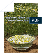 Flower Essences FAQ