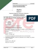 MPE-SEMANA N° 1-ORDINARIO 2018-I-ALG