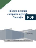 Control 4 Formulación y Evaluacion de Proyectos.