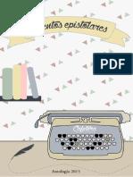 Antología de Cuentos Epistolares Cafetera de Letras