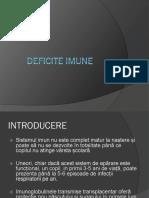 Deficite Imune Final