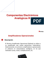 (3) Componentes Electronicos Analogicos III