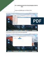 Guia de Instalacion y Configuracion de Fotocopiadora en Mac
