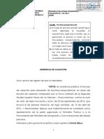 Casación 103-2017 - Junín (El Estado como agraviado).pdf
