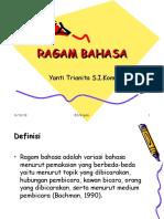 BAB 2-RAGAM BAHASA.ppt