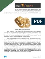 ISABEL FERNANDES PINTO - (2015) Teatro versus Jogo Dramático para as Crianças.pdf