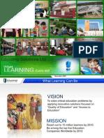 Educomp Corporate Profile
