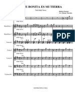QUE BONITA ES MI TIERRA-Score.pdf