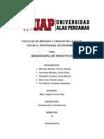 Monografia Hepatitis B (1)